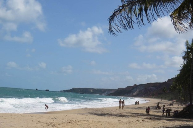 praia tabatinga paraiba o que fazer em joao pessoa