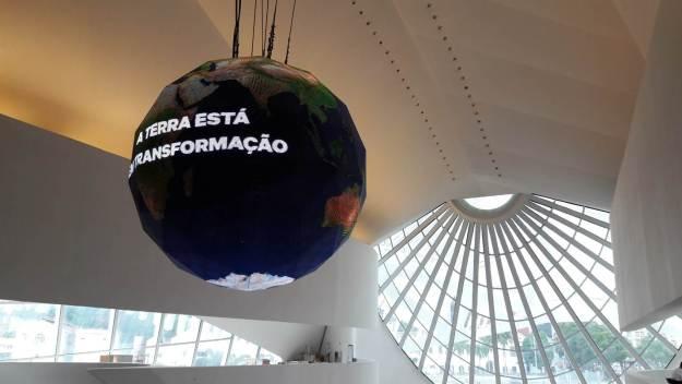 Museu do Amanhã, no Rio de Janeiro. Foto: Marcelle Ribeiro