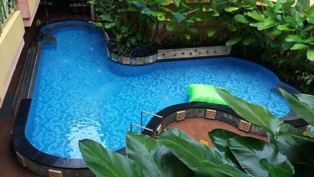Sens Hotel, em Ubud, Bali. Foto: Marcelle Ribeiro.