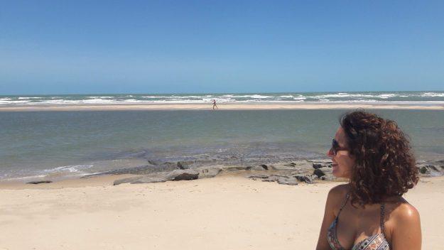 Praia de Águas Belas.