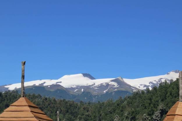 Glaciar de Huilo Huilo