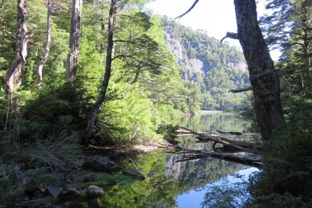 Lago Chico, Parque Huerquehue.