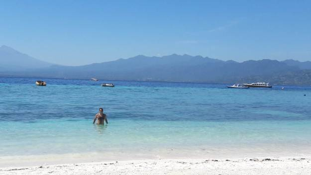 gili trawangan praia