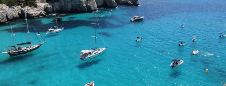 Espanha: As melhores praias de Menorca