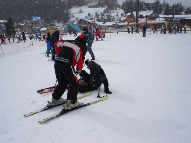 seguro viagem internacional vale apena queda esqui bariloche