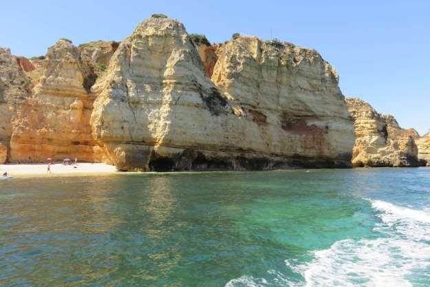 melhores praias de portugal passeio barco lagos