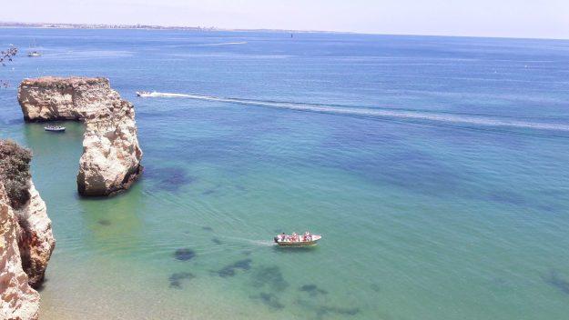 Praia do Pinhão Lagos