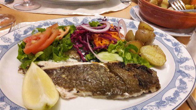 peixe Restaurante Antônio Lagos