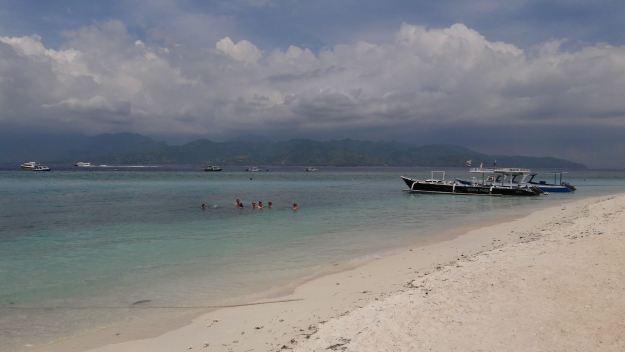 Praia hotel Vila Ombak Gili Trawangan