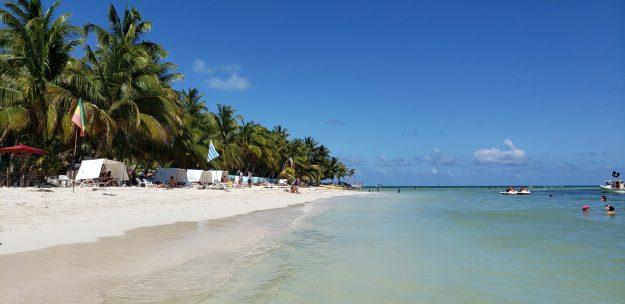 Praia San Luis san andres