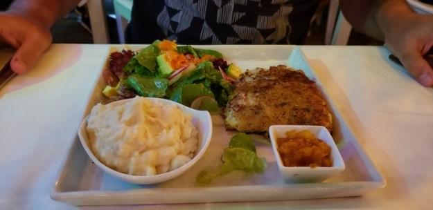 restaurante la regatta san andres peixe