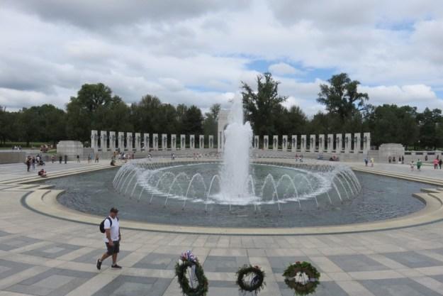 o que fazer em washington memorial guerra