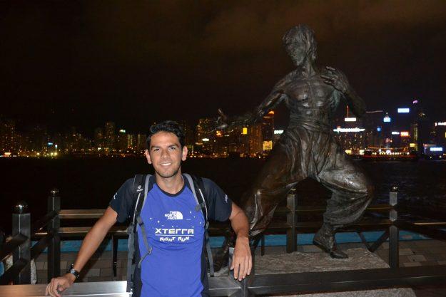 O que fazer em Hong Kong, estátua de Bruce Lee