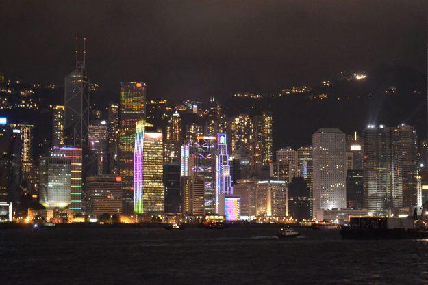 O que fazer em Hong Kong, Skyline