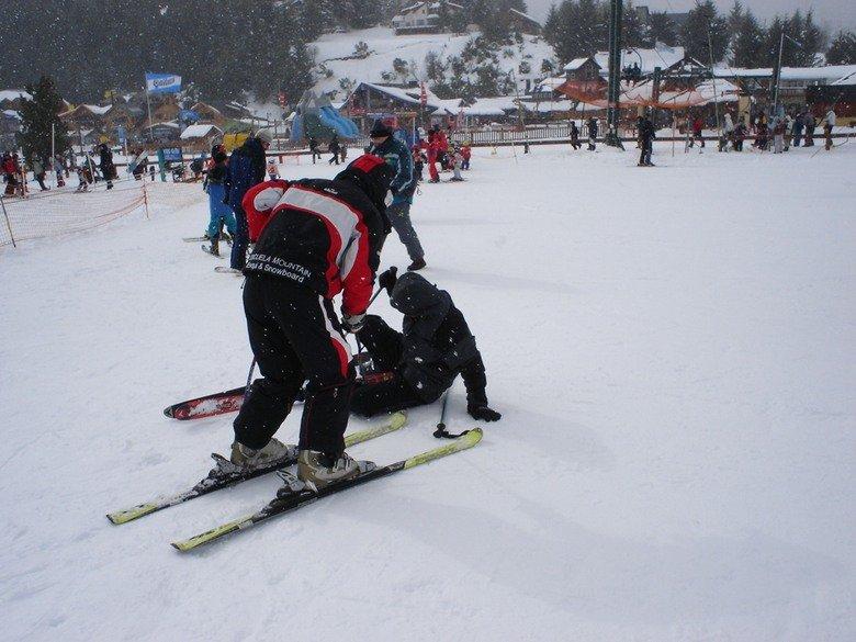 seguro viagem america do sul acidente esqui