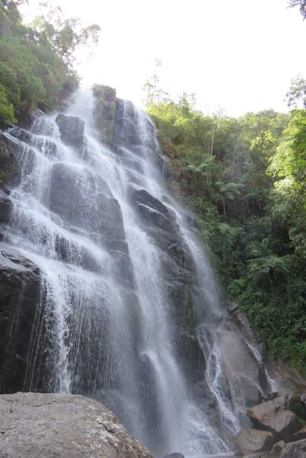 O que fazer em Itatiaia Cachoeira do Véu da Noiva