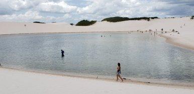 lagoa azul passeios em barreirinhas