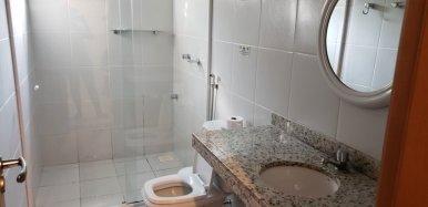 banheiro pousada rancho das dunas santo amaro do maranhão