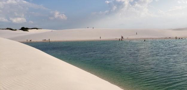 lagoa bonita lencois maranhenses quando ir