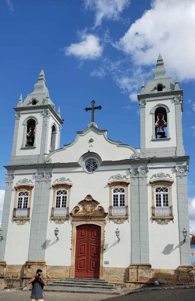 Igreja Nossa Senhora do Carmo o que fazer em São João del Rei