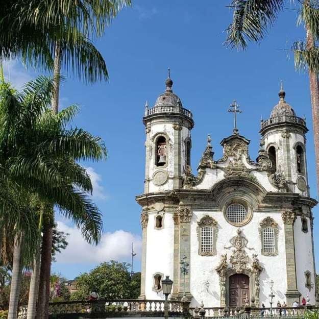 Igreja de São Francisco de Assis o que fazer em São João del Rei