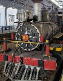 o que fazer em São João del Rei museu ferroviário trem