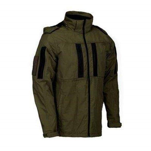 jaqueta impermeável