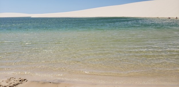 lagoa atins roteiro lencois maranhenses
