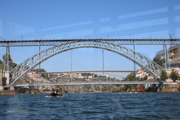 ponte luís I o que fazer em porto