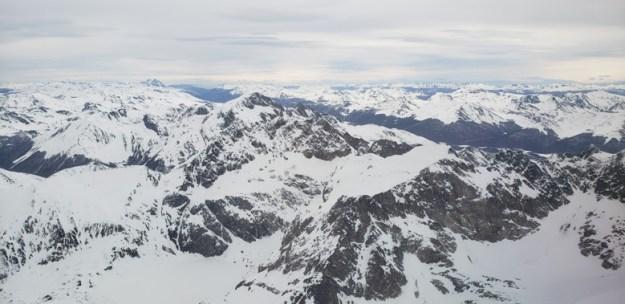 cordilheira andes neve como ir para ushuaia
