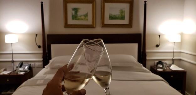 diária no copacabana palace quarto