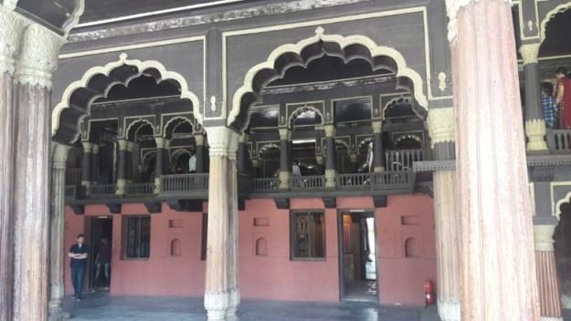 Tipu Sultan Palace o que fazer em bangalore