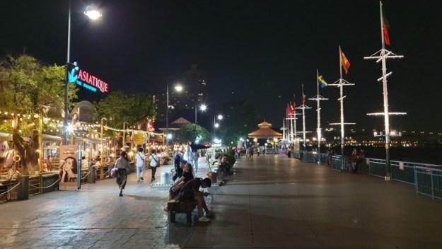 asiatique o que fazer em bangkok