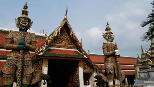 o que fazer em bangkok grand palace