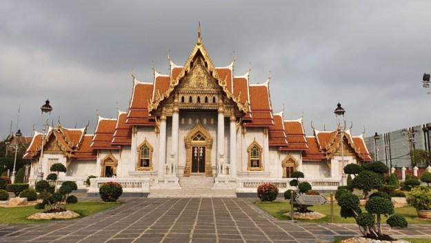 wat ben o que fazer em bangkok