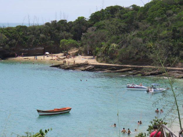 praias azeda azedinha o que fazer em Búzios