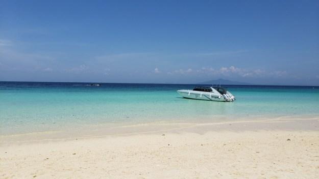 o que fazer em phi phi bamboo island