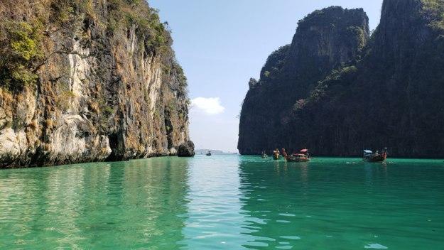 o que fazer em phi phi pileh lagoon
