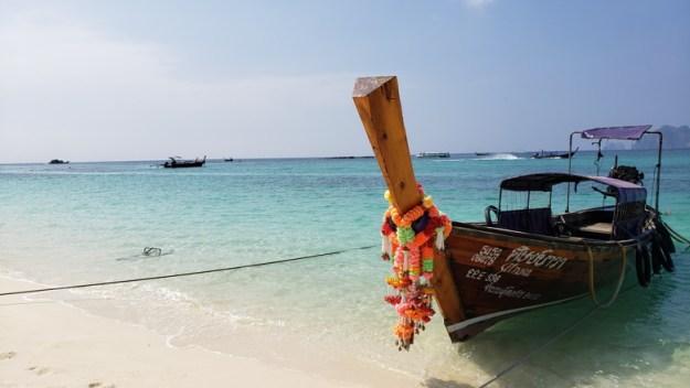 praias em phi phi onde ficar