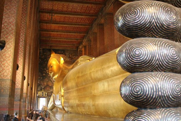 buda reclinado bangkok