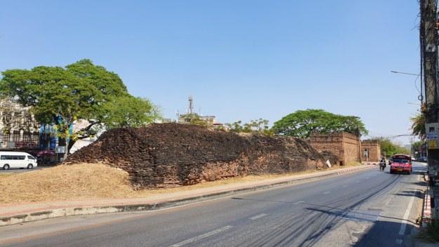 muralha chiang mai