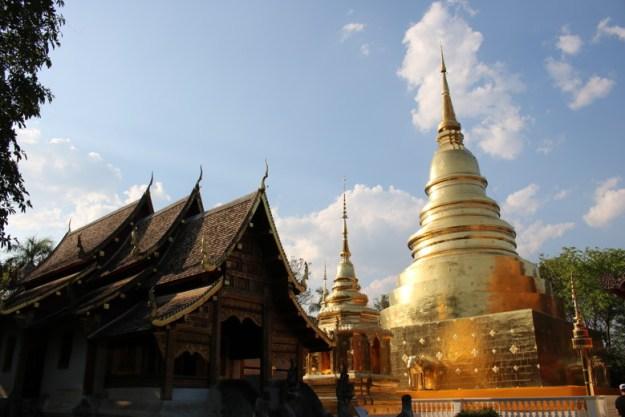 o que fazer em chiang mai phra singh