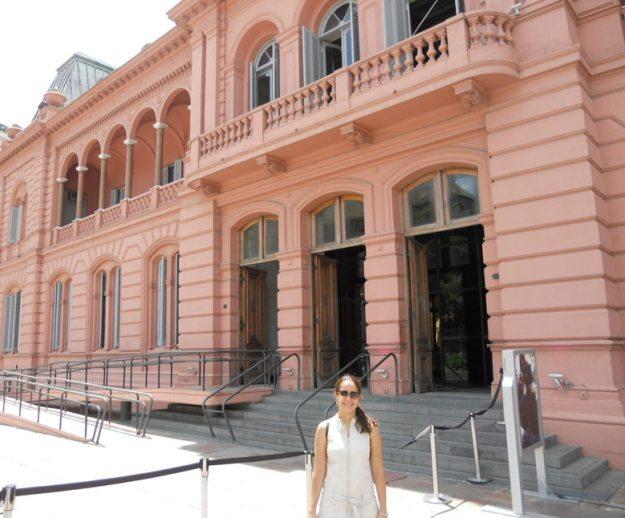 casa rosada buenos aires países abertos para brasileiros