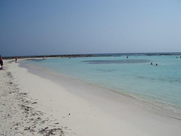mar aruba países abertos para brasileiros.