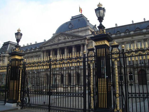 palácio bélgica países abertos para brasileiros