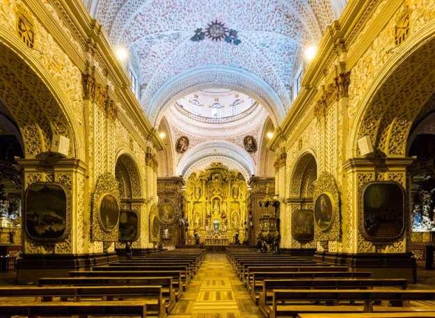igreja equador países abertos para brasileiros