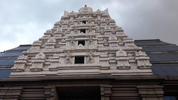 templo india países abertos para brasileiros