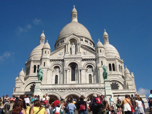 catedral paris países abertos para brasileiros