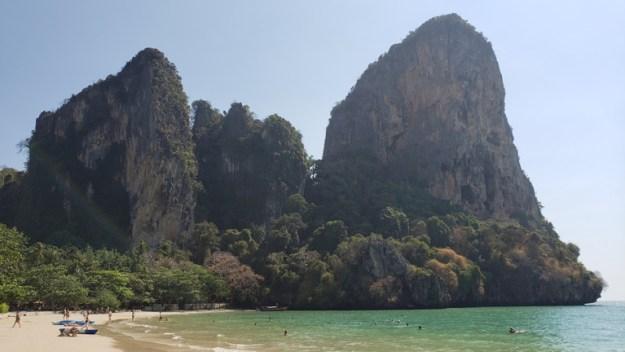 melhor epoca para ir a tailandia railay