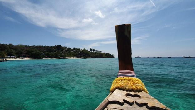 quanto custa viajar pra tailandia long tail